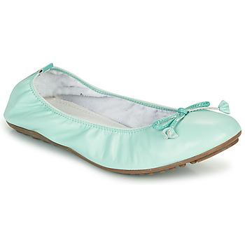 Topánky Ženy Balerínky a babies Mac Douglas ELIANE Modrá