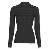 Oblečenie Ženy Svetre Morgan MENZIP.N Čierna