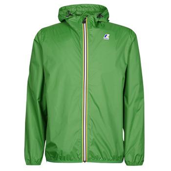 Oblečenie Vetrovky a bundy Windstopper K-Way LE VRAI CLAUDE 3.0 Zelená