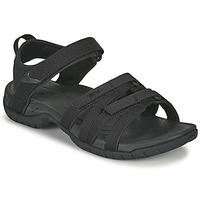 Topánky Ženy Sandále Teva TIRRA Čierna