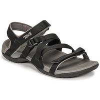 Topánky Ženy Sandále Teva ASCONA SPORT WEB Čierna