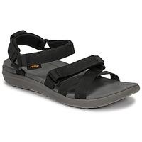 Topánky Ženy Sandále Teva SANBORN MIA Čierna
