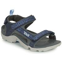 Topánky Chlapci Sandále Teva TANZA Modrá