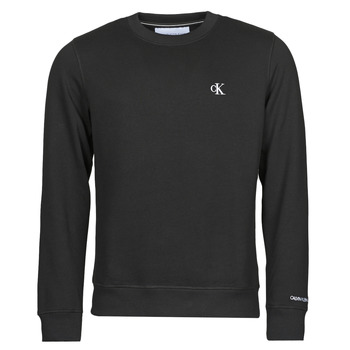 Oblečenie Muži Mikiny Calvin Klein Jeans J30J314536-BAE Čierna