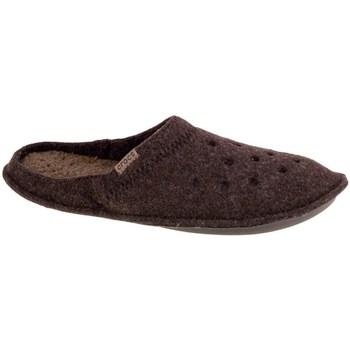 Topánky Muži Papuče Crocs Classic Slipper Hnedá