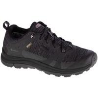 Topánky Ženy Turistická obuv Keen W Terradora II WP Čierna