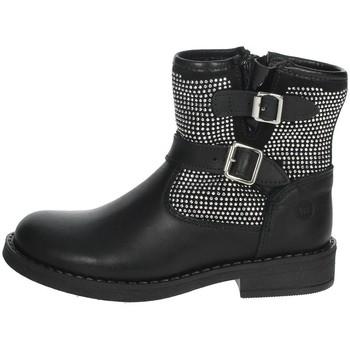 Topánky Dievčatá Čižmičky Melania ME2001D8I.B Black