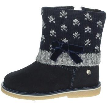Topánky Dievčatá Snehule  Melania ME1810B8I.E Blue