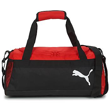 Tašky Športové tašky Puma TEAMGOAL 23 TEAMBAG S Červená / Čierna