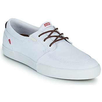 Topánky Muži Nízke tenisky Globe ATTIC Biela
