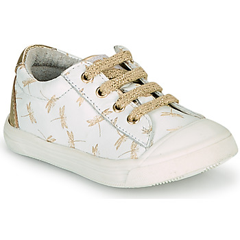 Topánky Dievčatá Nízke tenisky GBB MATIA Biela