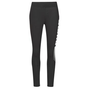 Oblečenie Ženy Legíny Puma ESS+ GRAPHIC LEGGING Čierna