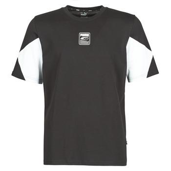 Oblečenie Muži Tričká s krátkym rukávom Puma REBEL ADVANCED TEE Čierna