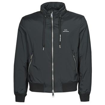 Oblečenie Muži Bundy  Armani Exchange 8NZB60-ZN97Z Čierna