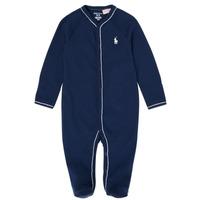 Oblečenie Chlapci Pyžamá a nočné košele Polo Ralph Lauren LOLLA Námornícka modrá