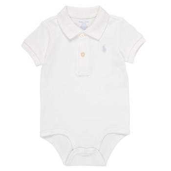 Oblečenie Chlapci Pyžamá a nočné košele Polo Ralph Lauren NOUVEL Biela