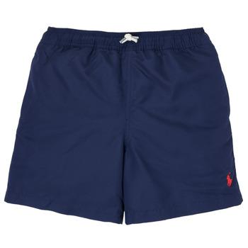 Oblečenie Chlapci Plavky  Polo Ralph Lauren SOLAL Námornícka modrá