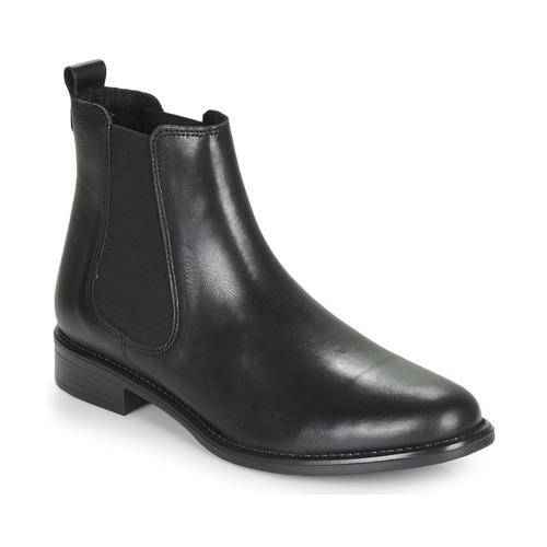 Topánky Ženy Polokozačky Betty London NORA Čierna