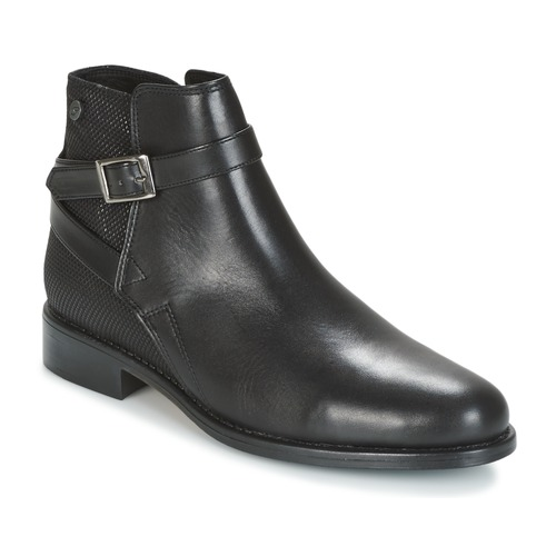 Topánky Ženy Polokozačky Betty London NORINA Čierna