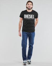 Oblečenie Muži Rovné Rifle  Diesel D-MITHRY Modrá