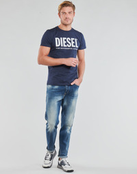 Oblečenie Muži Rovné Rifle  Diesel D-FINNING Modrá / Medium