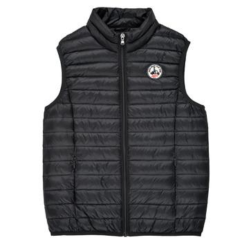 Oblečenie Deti Vyteplené bundy JOTT ZOE Čierna