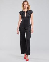 Oblečenie Ženy Módne overaly Guess ROSANNA JUMPSUIT Čierna