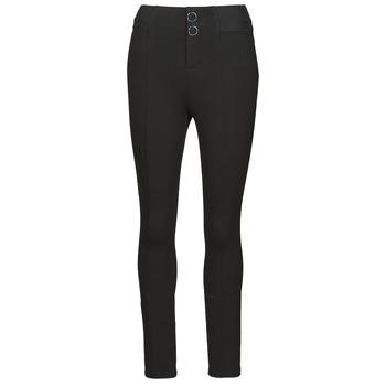 Oblečenie Ženy Legíny Guess SEBASTIANA LEGGINGS Čierna