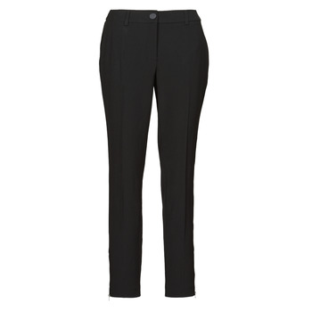 Oblečenie Ženy Nohavice päťvreckové Guess ZOE PANTS Čierna
