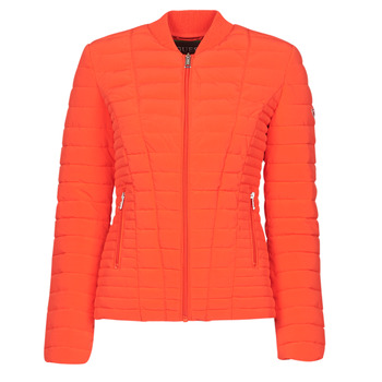 Oblečenie Ženy Vyteplené bundy Guess VERA JACKET Červená