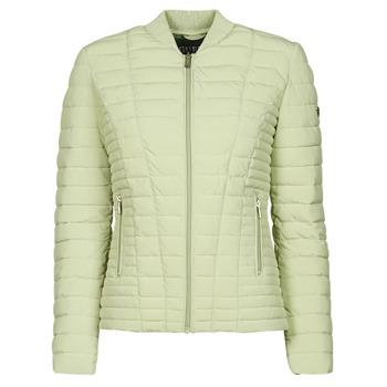 Oblečenie Ženy Vyteplené bundy Guess VERA JACKET Zelená