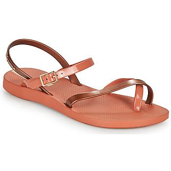 Topánky Ženy Sandále Ipanema Ipanema Fashion Sandal VIII Fem Ružová
