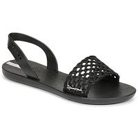 Topánky Ženy Sandále Ipanema IPANEMA BREEZY SANDAL FEM Čierna