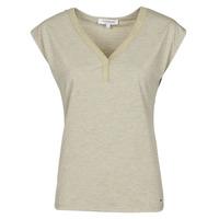 Oblečenie Ženy Tričká s krátkym rukávom Morgan DMAYA Béžová