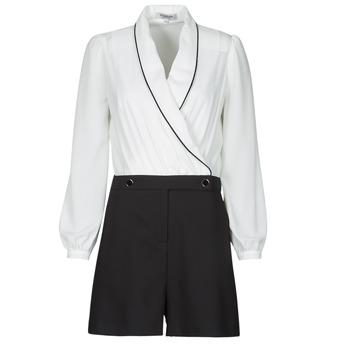 Oblečenie Ženy Módne overaly Morgan SHAMIE Čierna / Biela