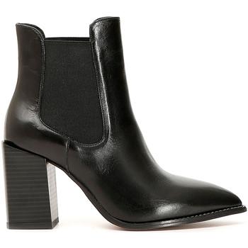 Topánky Ženy Čižmičky Café Noir LB223 čierna