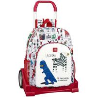 Tašky Deti Tašky a aktovky na kolieskach Algo De Jaime 611955860 Blanco