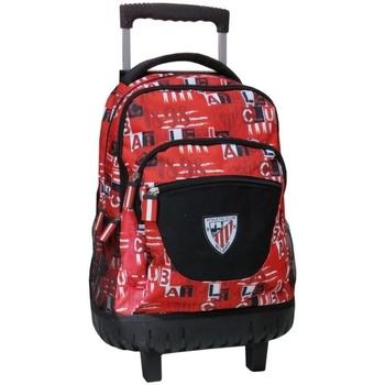 Tašky Deti Tašky a aktovky na kolieskach Athletic Club Bilbao MC-71-AC Rojo