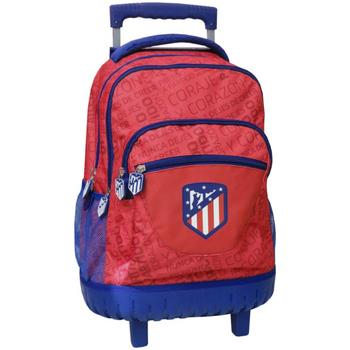 Tašky Deti Tašky a aktovky na kolieskach Atletico De Madrid MC-241-ATL Rojo