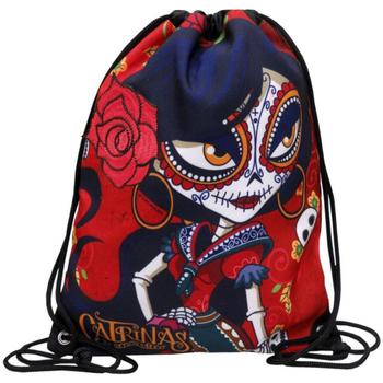 Tašky Ženy Ruksaky a batohy Catrinas MC-23-CT Rojo