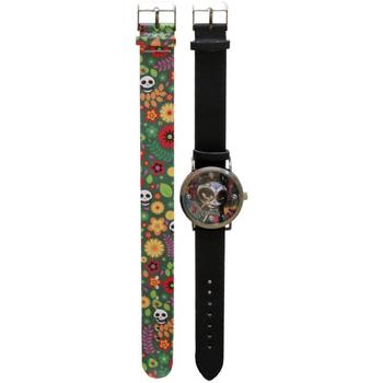 Hodinky & Bižutéria Dievčatá Analógové hodinky Catrinas W-02-CT Negro