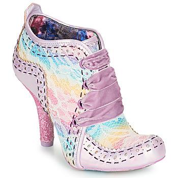 Topánky Ženy Nízke čižmy Irregular Choice ABIGAIL'S THIRD PARTY Ružová / Fialová