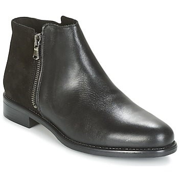 Topánky Ženy Polokozačky Betty London FIANI Čierna