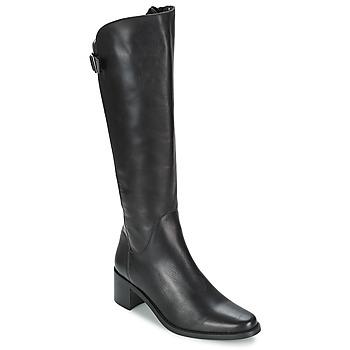 Topánky Ženy Čižmy do mesta Betty London SALINA čierna