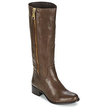 Topánky Ženy Čižmy do mesta Betty London SARIMO Hnedá