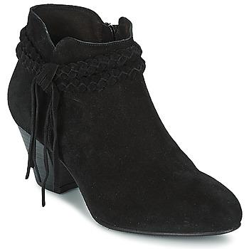 Topánky Ženy Čižmičky Betty London CROUTILLE čierna
