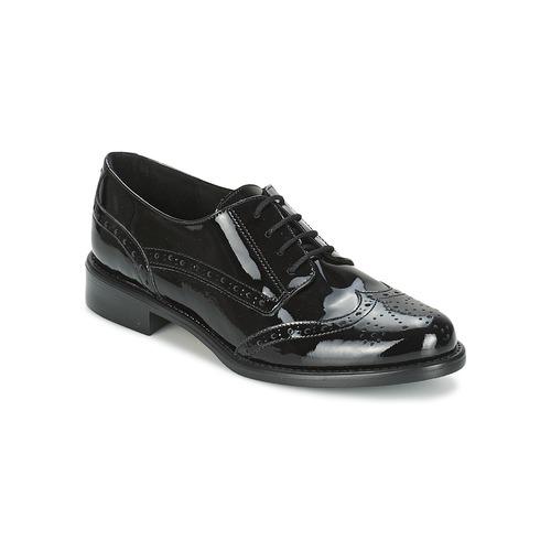 Topánky Ženy Derbie Betty London CODEUX Čierna