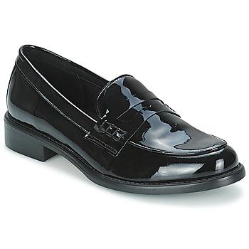 Topánky Ženy Mokasíny Betty London MAGLIT Čierna