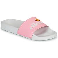Topánky Ženy športové šľapky Ellesse FILIPPO Biela / Ružová