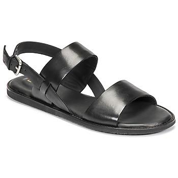 Topánky Ženy Sandále Clarks KARSEA STRAP Čierna